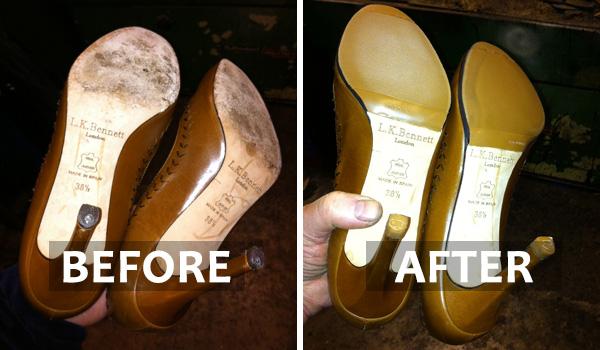 Shoe Repair Dublin Boot
