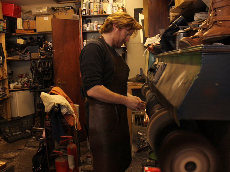 Shoe Repair Service Online By Clegg S
