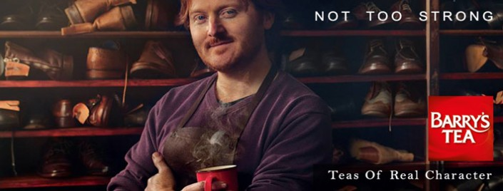 Cleggs-Shoe-Repair-Dublin-Barrys-Tea-Ad