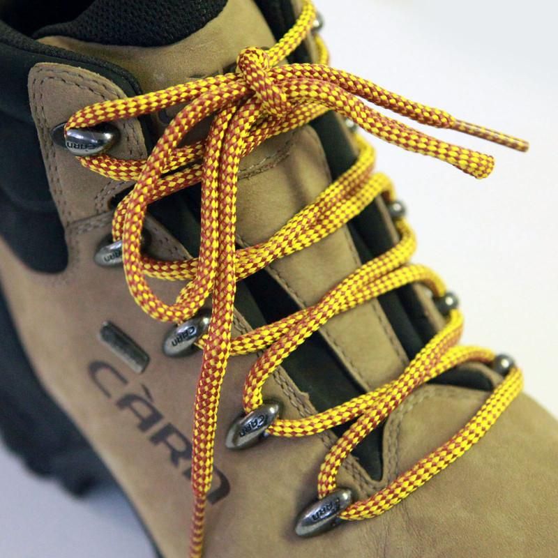 Hiking 150cm Tan - Yellow Check