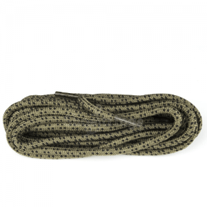 Hiking 150 cm Khaki - Black Fleck